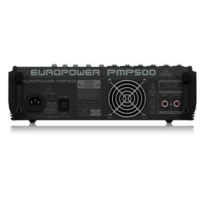 Behringer PMP500 Europower Mixer Amplifier