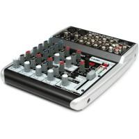 Behringer XENYX QX1002USB Premium 10-Input 2-Bus Mix