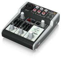 Behringer XENYX 302USB USB Analog Mixer