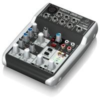Behringer XENYX Q502USB USB Mixer